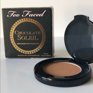 5 FOR $25! TOO FACED Matte Bronzing Powder